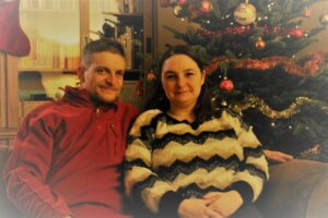 Belinda et Sébastien, vos hôtes vous souhaitent un joyeux Noël
