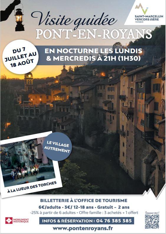 Visites guidées Pont-en-Royans